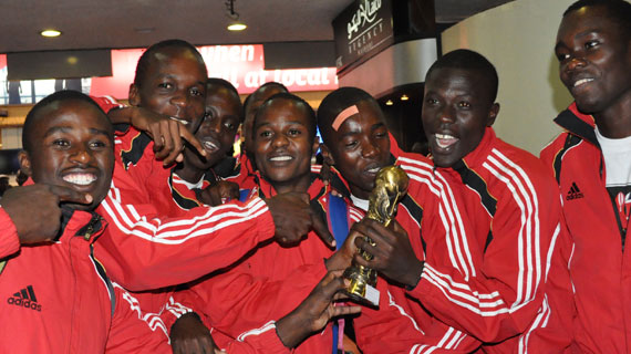 All Africa Games qualifiers-Kenya's U-23 fall to Eritrea
