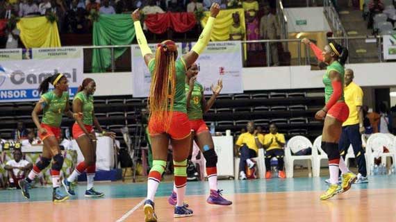 Cameroon upset Egypt to qualify for Olympics