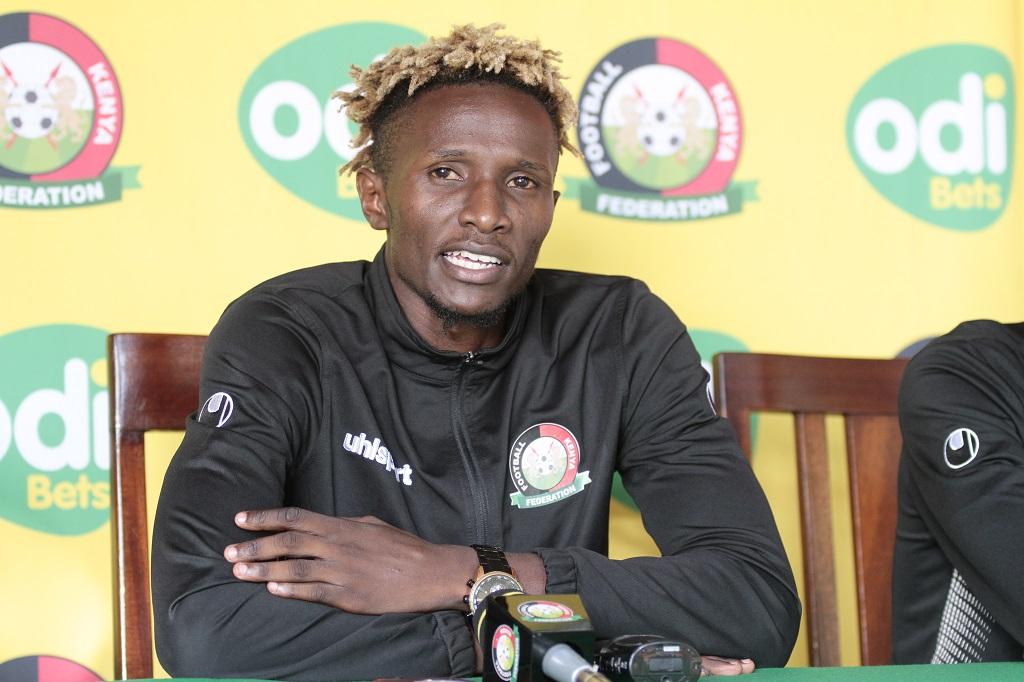 Muguna optimistic as Stars brace for second friendly against Tanzania