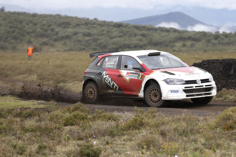 Rally action heads to Kwale