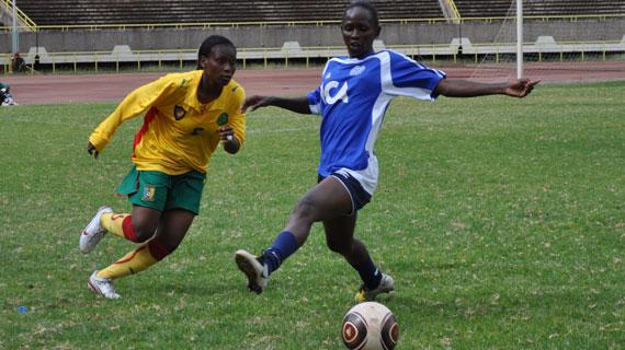 Kenya women footballers demand explanation from FKF