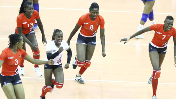 Debutants make squad as Kenya names team for volleyball qualifiers