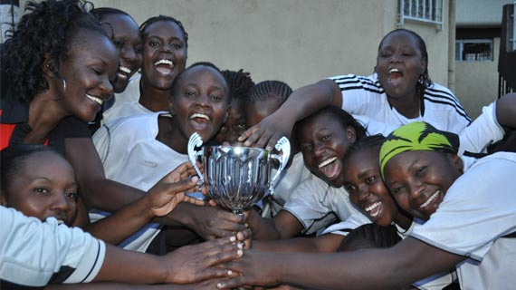 Cereals calms Nairobi Water to win League