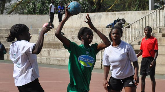 Kenya Handball League play offs day one wrap up
