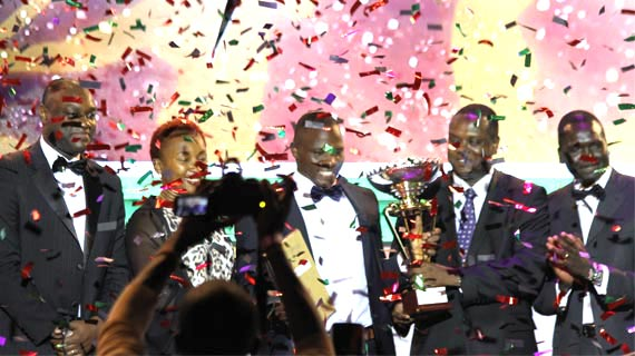 Volleyball wins big as Yego bags Overall SOYA title