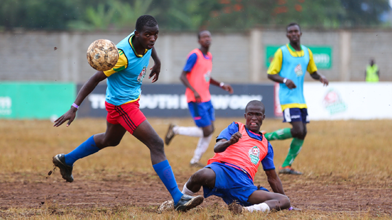 Euronuts and Limuru Starlets crowned Central Chapa Dimba Champions