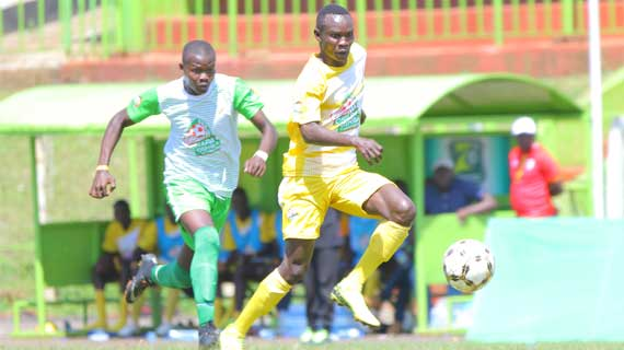 It's Laiser and Kapenguria Heroes for Chapa Dimba boys' Rift crown