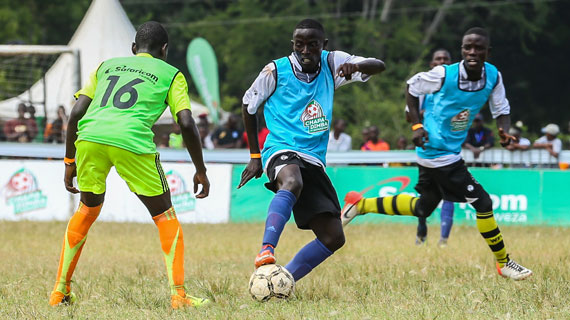 Bungoma set to host western Chapa Dimba Finals this weekend