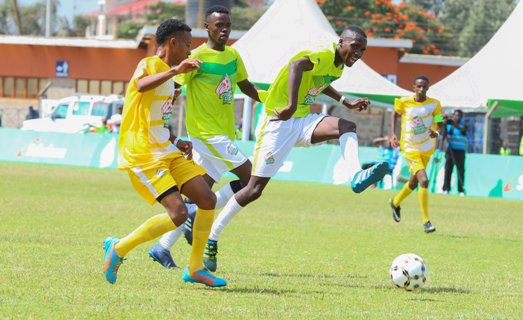 Chapa Dimba heads to Central this weekend
