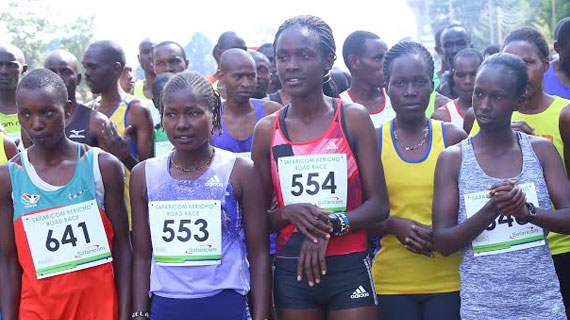Safaricom Kericho Road Race: Cardiff Half Marathon winner Chelimo bounces back