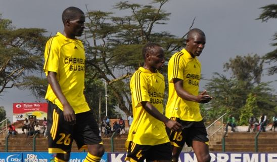 Stima edge out Warriors, Chemelil knock out Bidco
