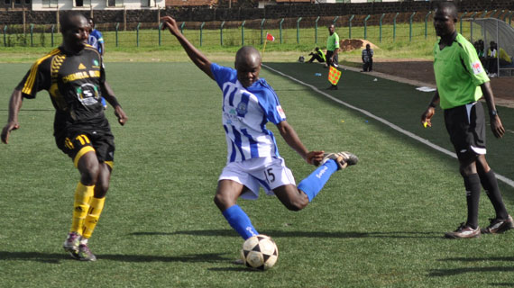 Chemelil share spoils with visiting AFC Leopards