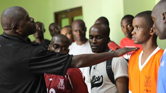 Kenya Prison  step up preparations ahead of club championships