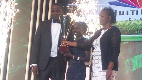 Vivian Cheruiyot named Kenya's Sports Personality of the year