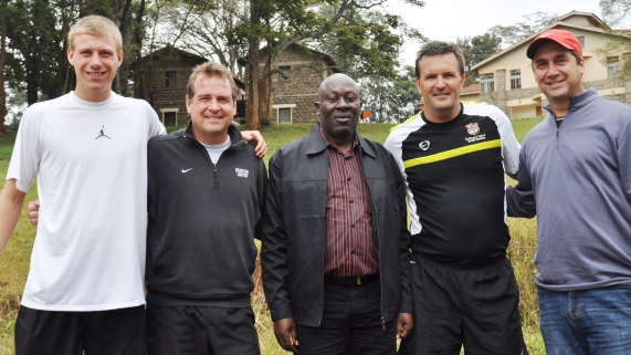 USA instructors conduct top level coaching course in Kenya
