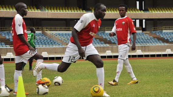 Kenya to play against Bafana Bafana in Nairobi