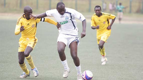 FKF Cup draw  to be held today