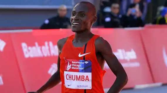 Dickson Chumba wins Tokyo Marathon