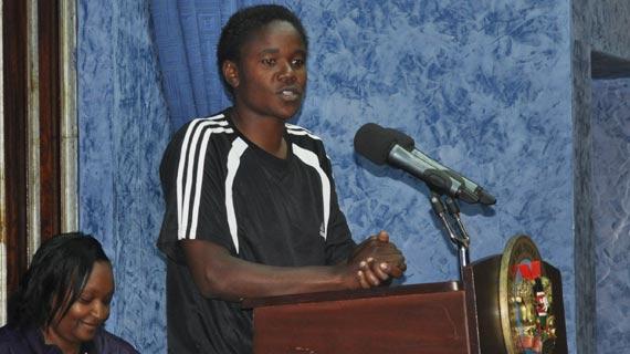Kenyan Starlets need more exposure - Adhiambo