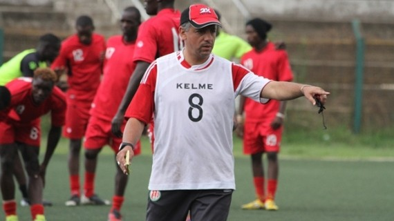 Amrouche out as FKF receives many foreign applications for Stars job