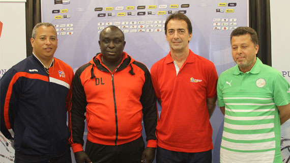 Colombia coach wary of improved Kenya