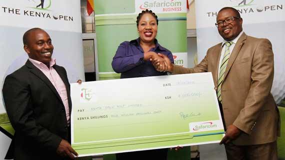 Safaricom to sponsor Kenya Open as  connectivity partner