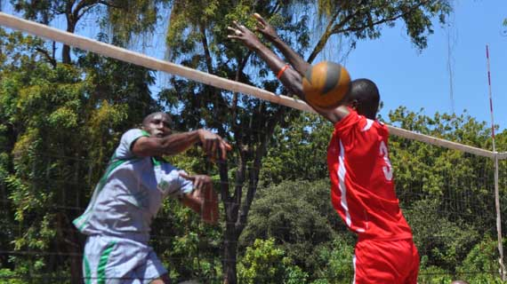 Kenya Volleyball League heads to Nanyuki