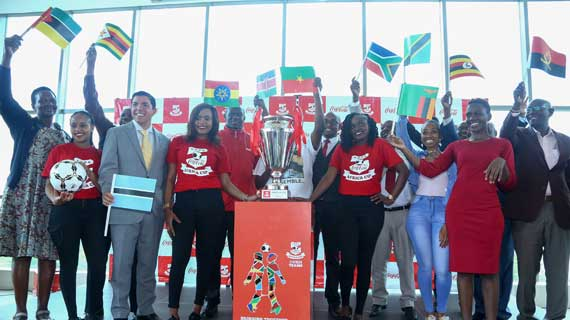 Kenya to host Africa COPA Youth Championships