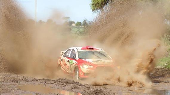 Veteran Ian Duncan wins Kajiado rally