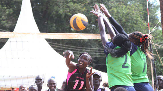 Thrilling opener as KCB  edge DCI
