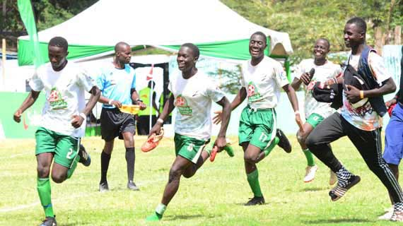 Dagoretti clinch Nairobi Chapa Dimba Crown