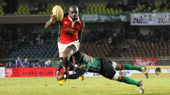 Kenya sends second tier Shujaa for Victoria Sevens