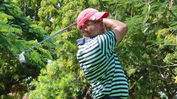 Hanvit leads Royal teams in Dasani golf outing