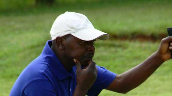 Karanja tops Thika's  Dasani golf gala
