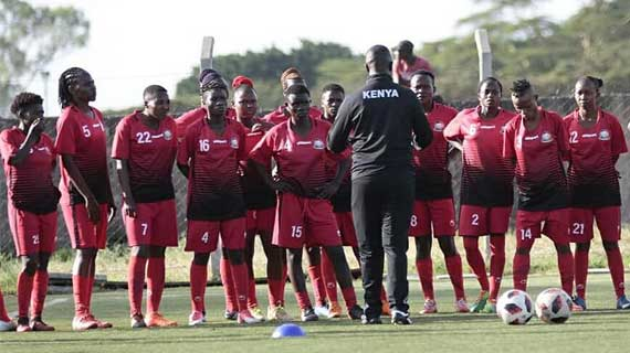 Starlets enter Turkish Cup training camp with Chapa Dimba trio in tow