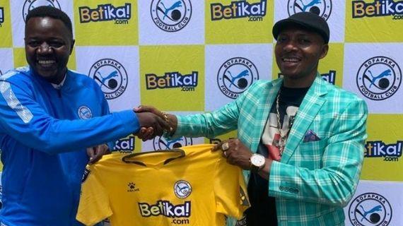 Ouma returns to Sofapaka