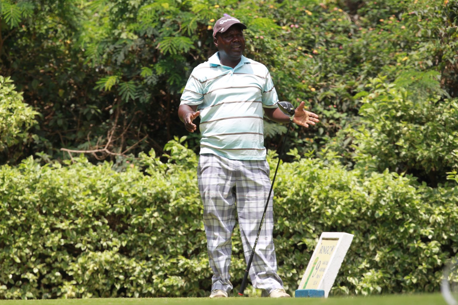 European Tour action continues in Nairobi with the Savannah Classic