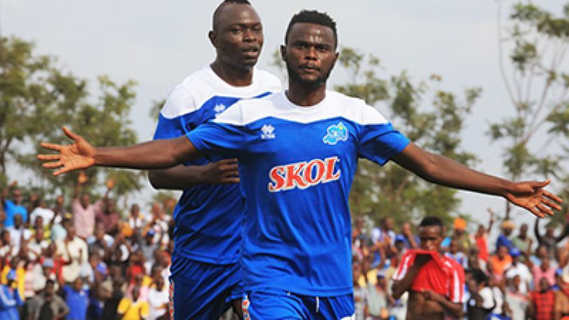 Gor Mahia signs Rwandese Djabel Imanishimwe for Sh3mn