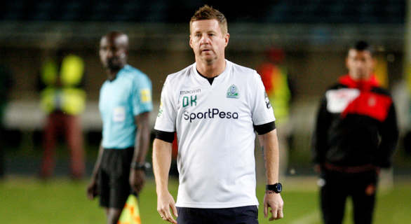 Striking Gor suffer loss to Thika United