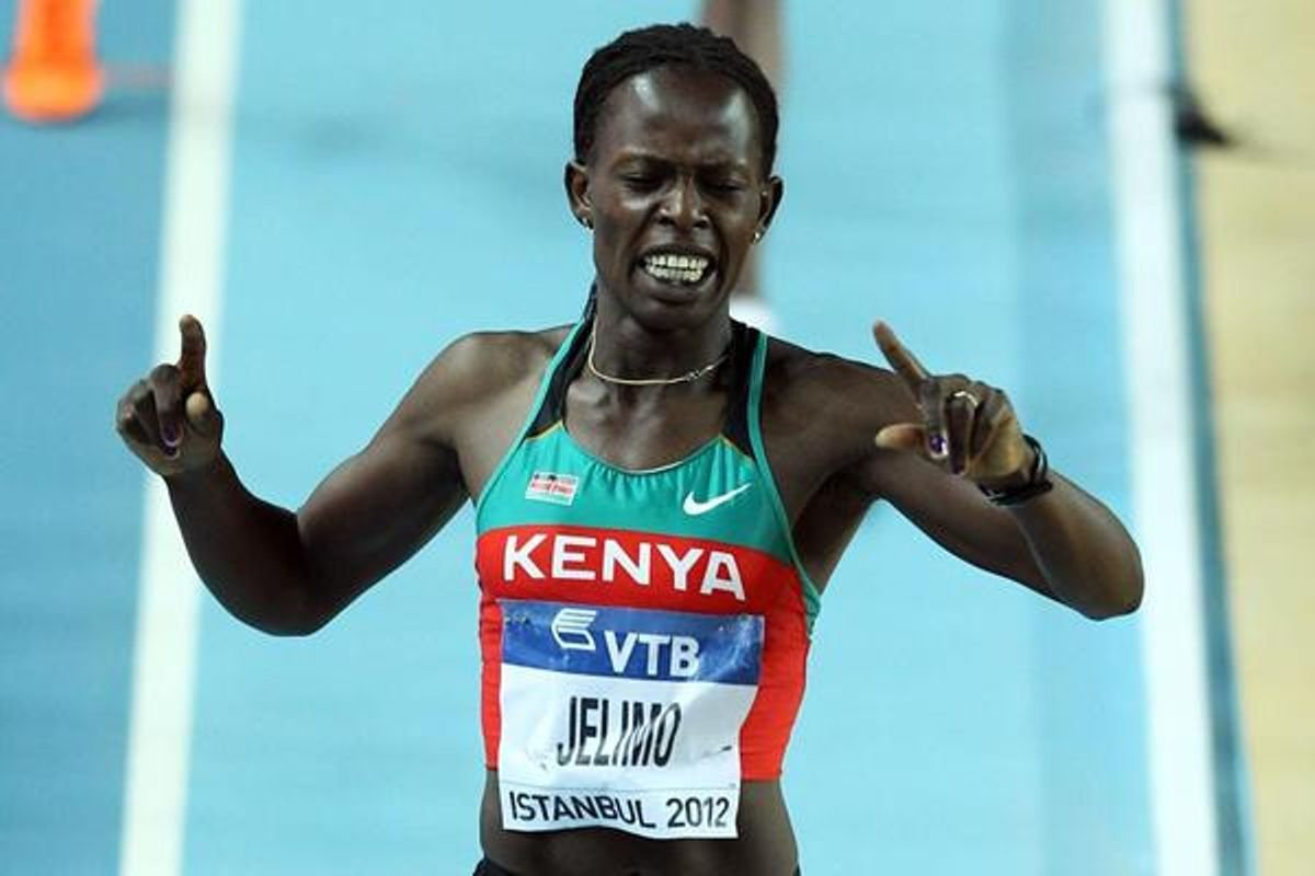 Women athletes account for nearly 25% of Kenya's Olympic medal haul