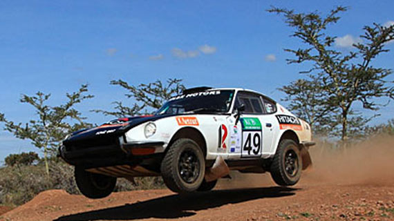 Safari Rally reverts to Easter Holidays