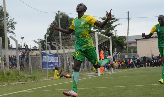 Sharks bite Posta Rangers to move fifth in KPL