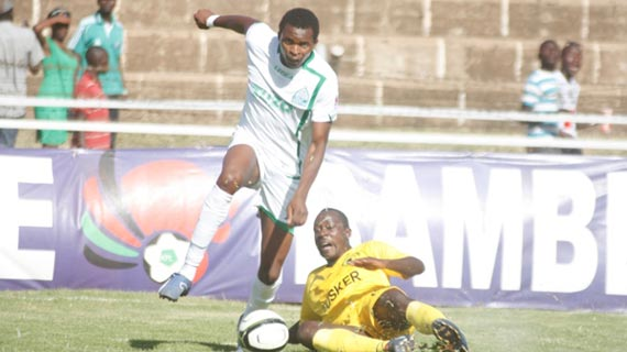 Gor lift DSTV Cup after penalty shootout drama