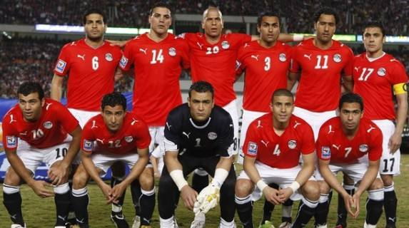 Egypt through to World Cup play offs flawles