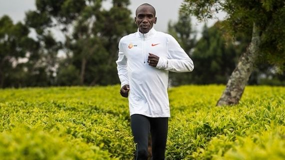 Netherlands confirmed as new location for Kipchoge's race at the NN Mission Marathon