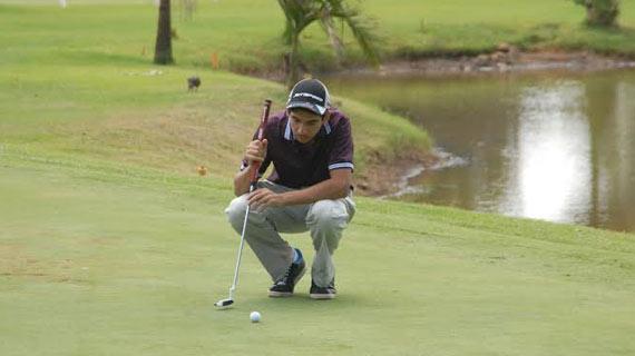 2014 Kenya Open:102 Golfers tee off