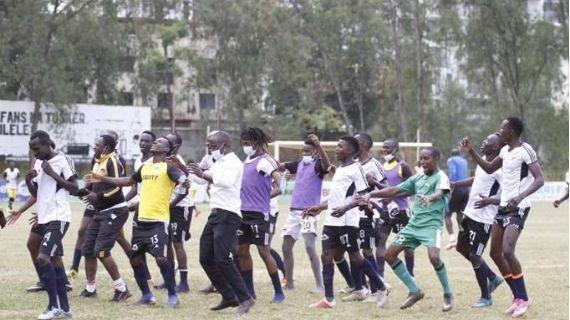 Equity shock holders Bandari as Leopards edge Tusker to reach FKF Cup semis