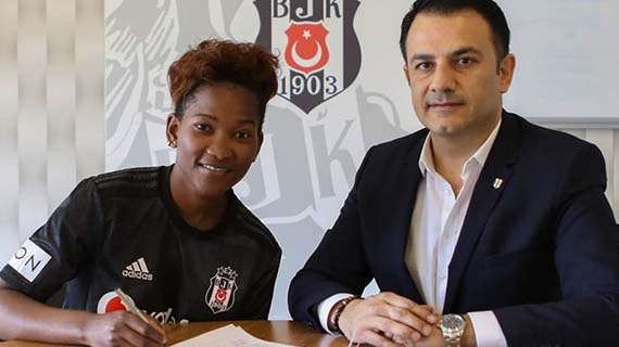 Kenyan international joins Turkish side Besiktas