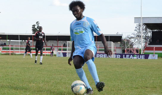 AFC Leopards raid Thika United for duo