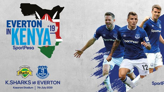 Everton vs Kariobangi Sharks Live